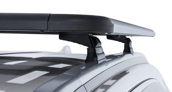 Isuzu Mu X Ls T 4dr Suv With Roof Rails 12 13on Rhino Rack