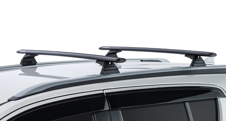 Toyota Kluger 5dr Suv With Flush Rails Xu50 03 14on Rhino