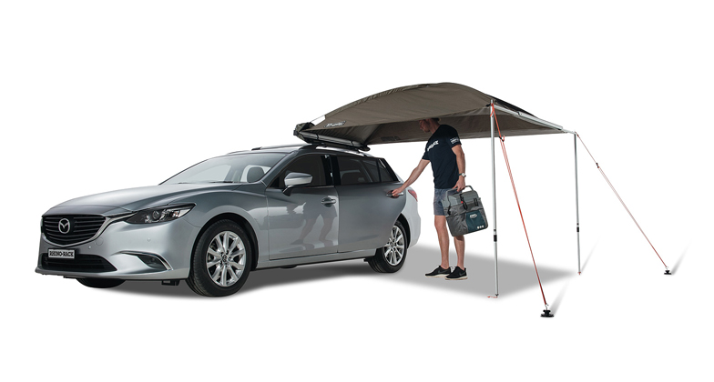 32125 Dome 1300 Awning 10 Lrgroofrackworldsa Roof Rack World