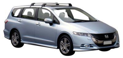 Honda Odyssey Roof Rack >> Honda Odyssey Rb 4th Gen 4dr Wagon 04 09 01 14 Whispbar Roof Racks Pr