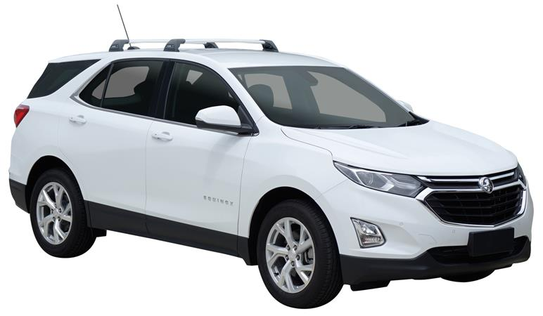 Holden Equinox Lt 5dr Suv 11 17on Whispbar Flush Bar Roof