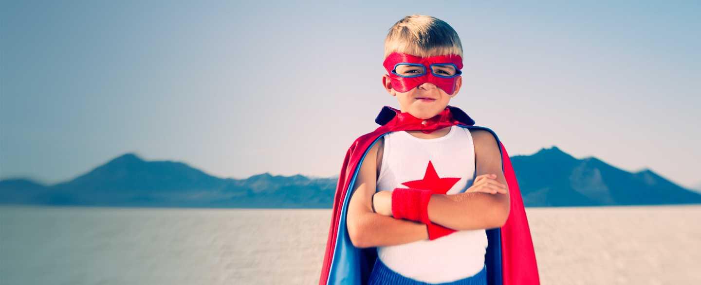 Keep superhero employees