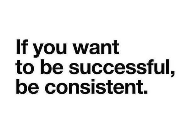 Consistency in Leadership
