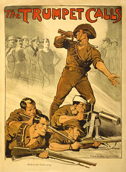WW1 Recruiting Poster 2