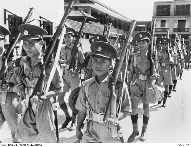 Volunteer Sappers Malaya