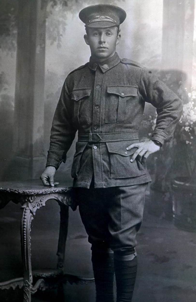 Private Lloyd Bishop