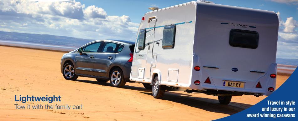 Bailey Caravans Australia