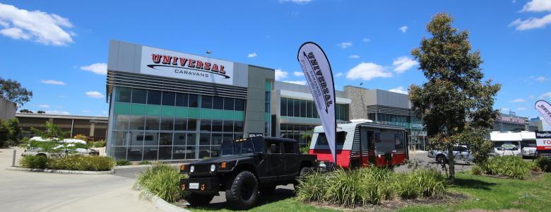 Universal Caravans