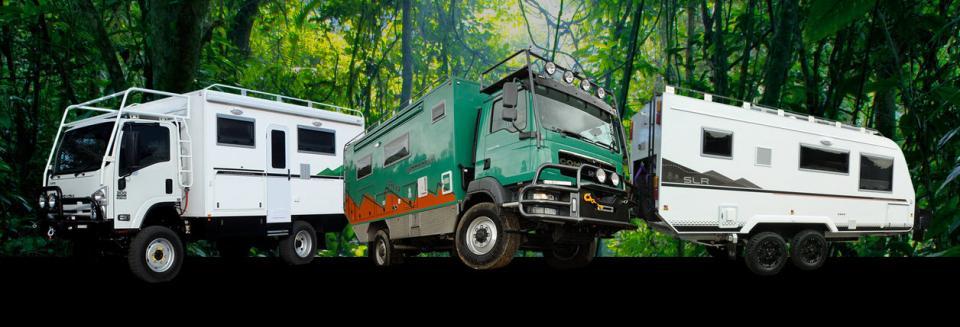 SLR Caravans & Motorhomes