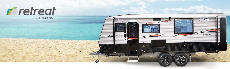 Retreat Caravans