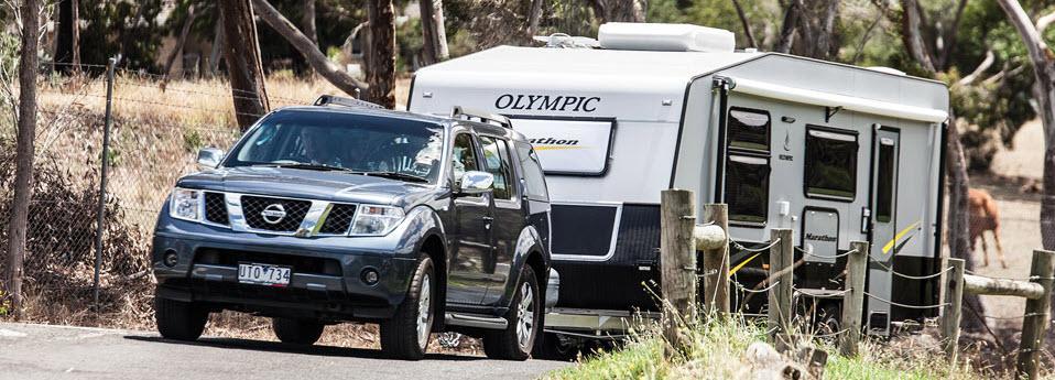 Olympic Caravans