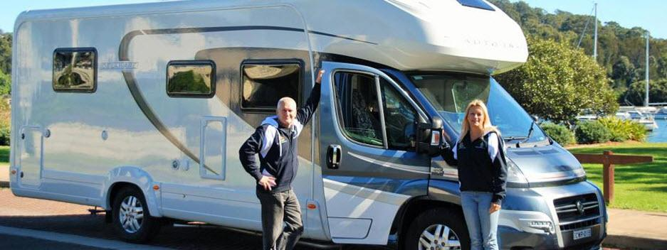 Motorhome Syndication Australia