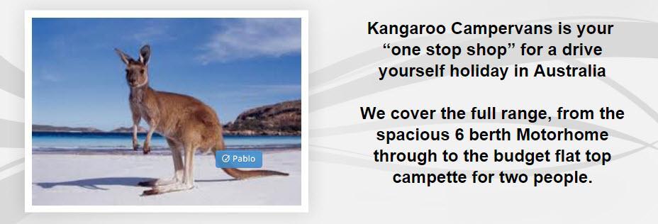 Kangaroo Campervans