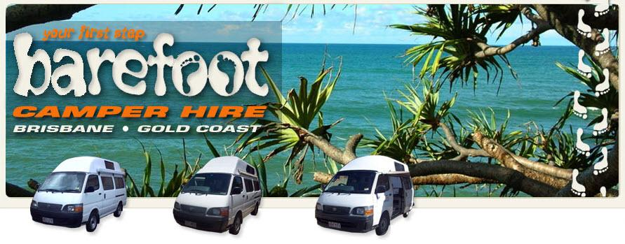 Barefoot Camper Hire