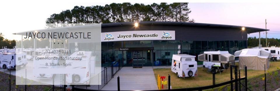 Jayco Newcastle