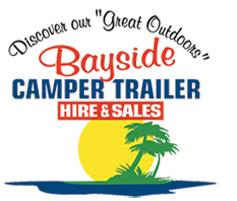 With Bayside Camper Trailers you can 