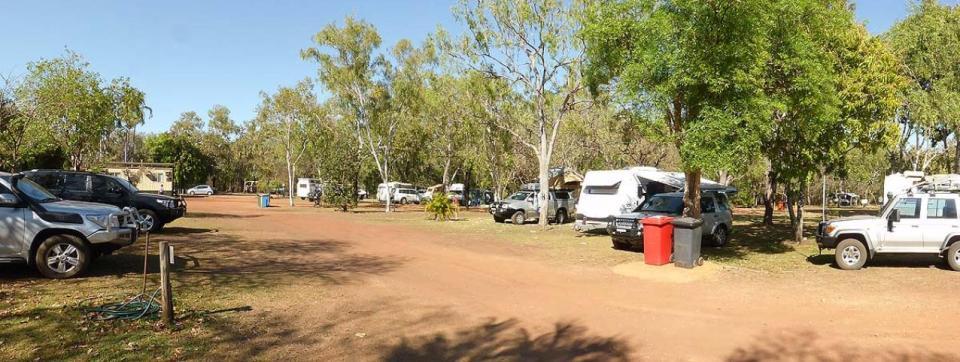 Cooinda Lodge Kakadu - Caravan Park