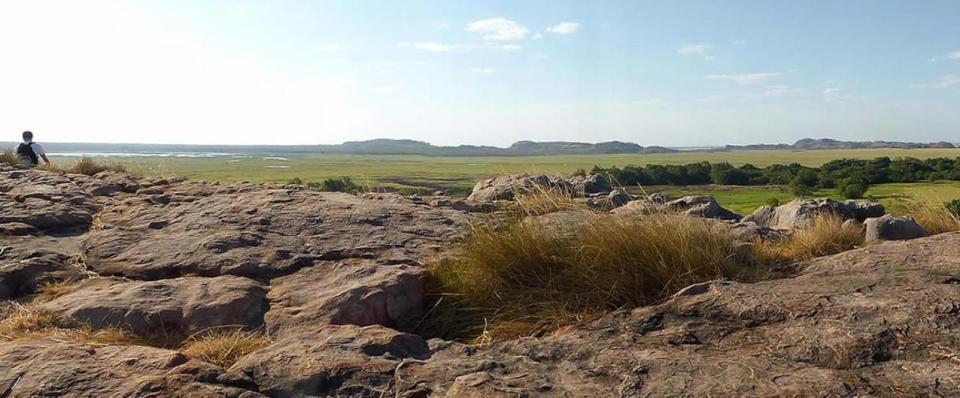 Ubirr Rock Art Site