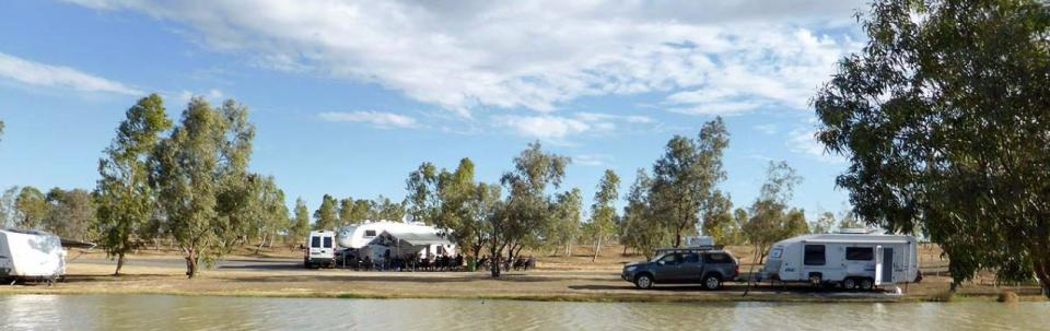 Julia Creek RV Friendly Rest Area