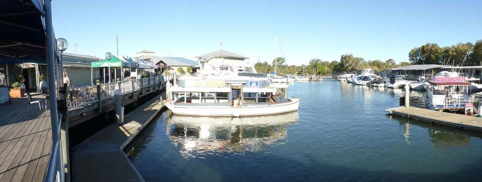 Noosa Ferry River Cruises