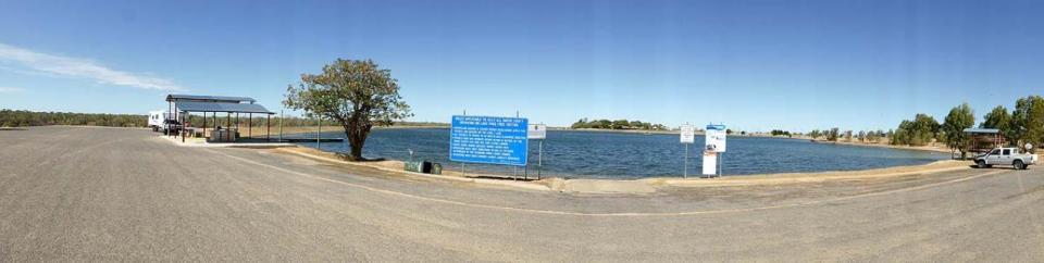 Lake Fred Tritton