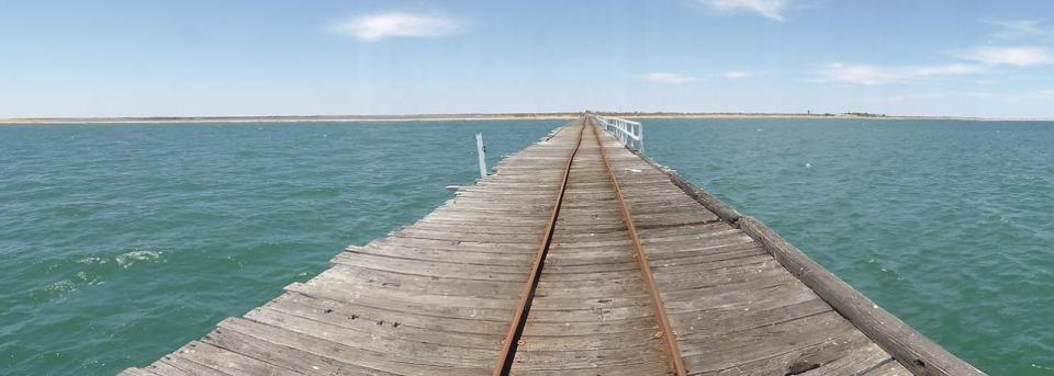 One Mile Jetty