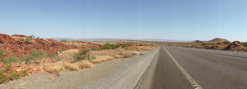 Dampier Salt Mine