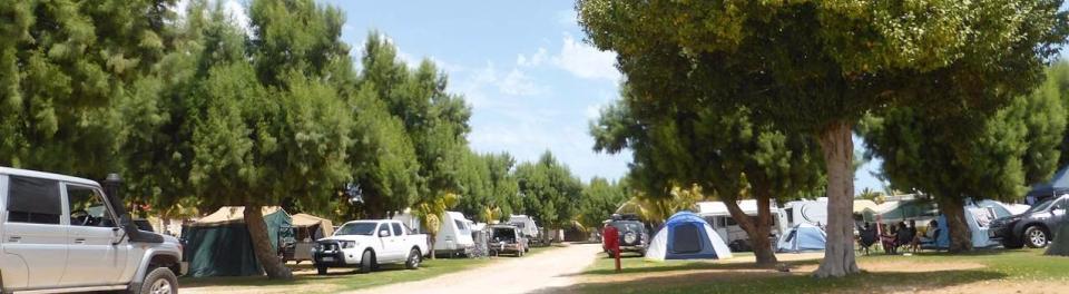 Peoples Caravan Park