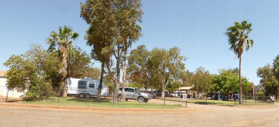 Dampier Transit Caravan Park