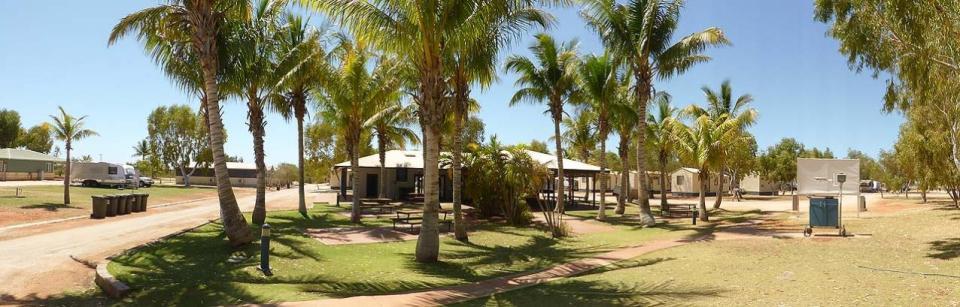 Exmouth Cape Holiday Park