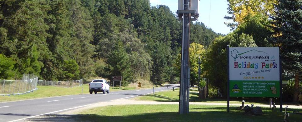 Porepunkah Pines Holiday Park
