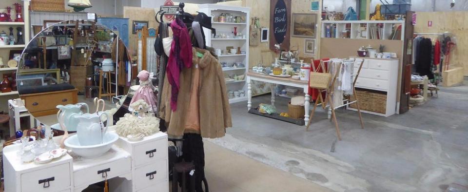 Castlemaine Vintage Bazaar