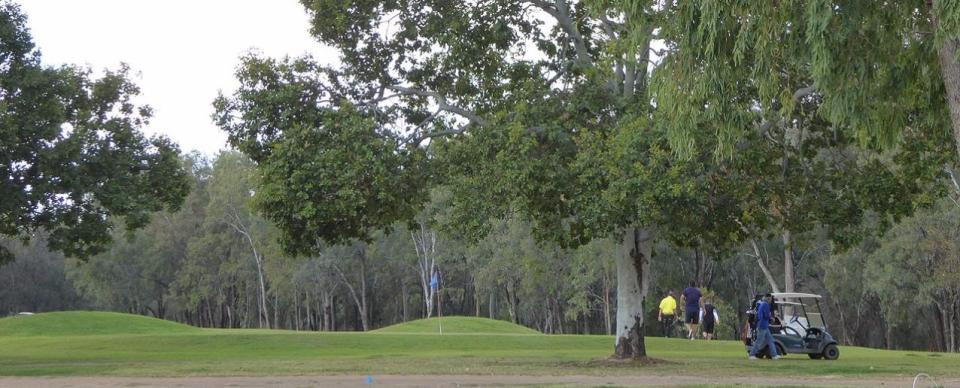 Emerald Golf Course