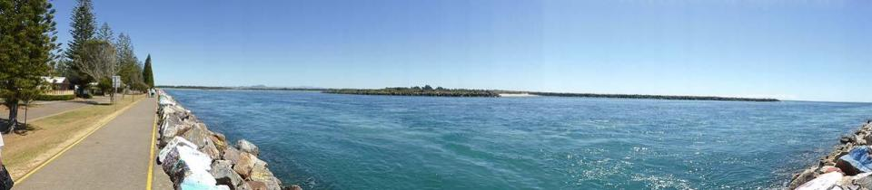 Port Macquarie Breakwall