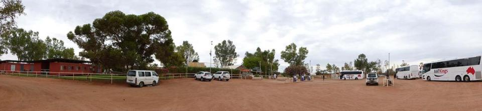Curtin Springs Roadhouse