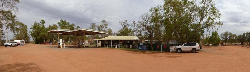 Stuarts Well Roadhouse & Caravan Park