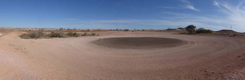 Coober Pedy Golf Course