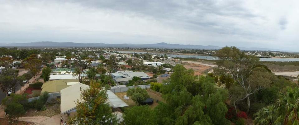 Port Augusta Water Tower Lookout