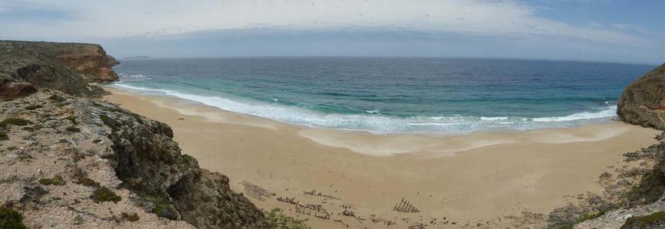 Ethel Wreck Beach Lookout