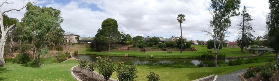 Soldiers Memorial Gardens