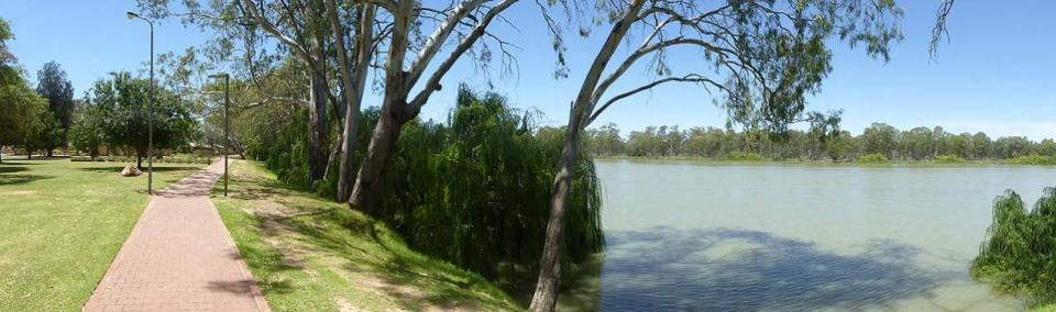 Renmark Riverfront Interpretive Walk