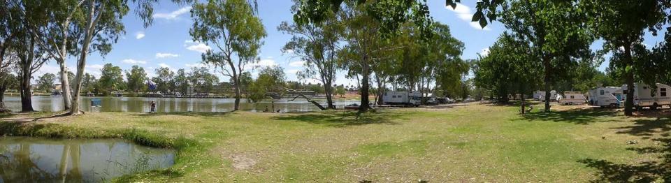 Buronga Riverside Caravan Park