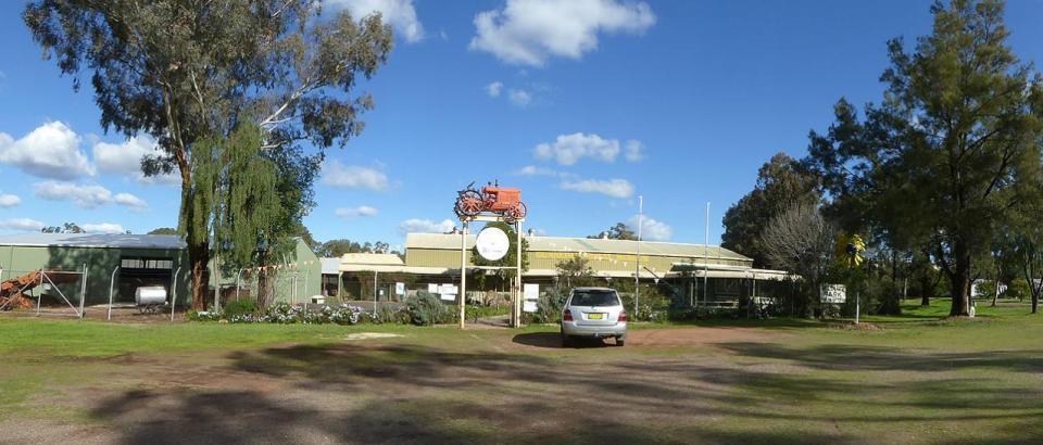 Gunnedah Rural Museum