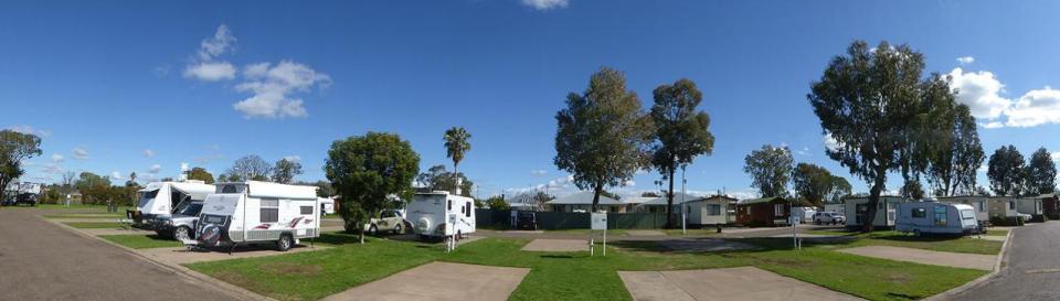 Gunnedah Tourist Caravan Park