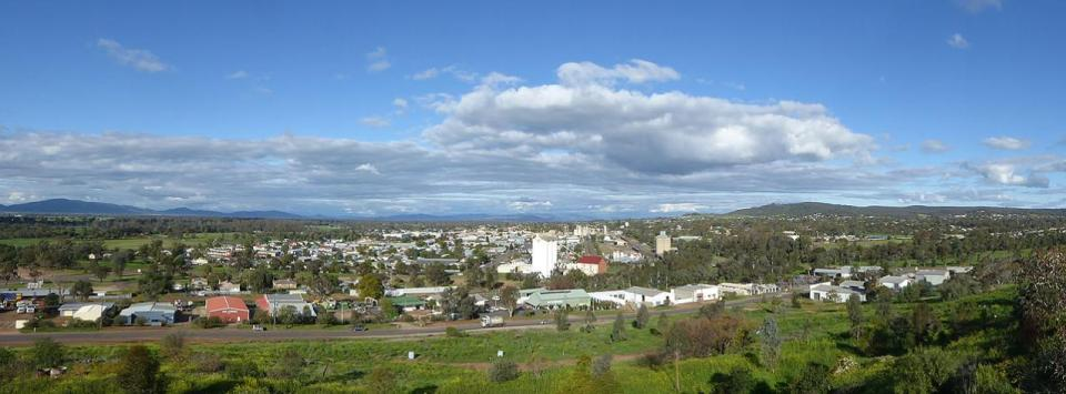 Pensioners Hill Lookout