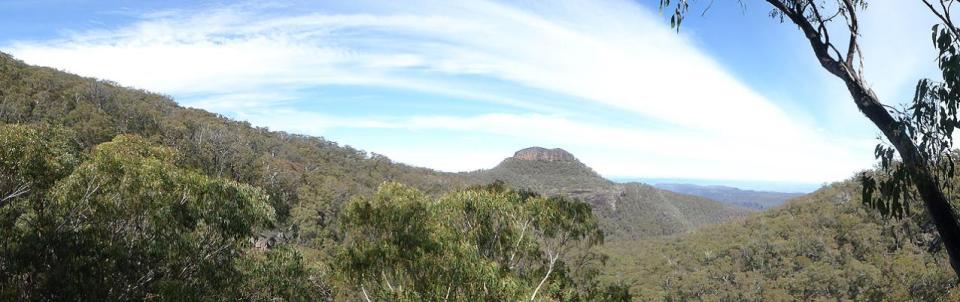 Euglah Rock Lookout