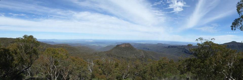 West Kaputar Rock Lookout