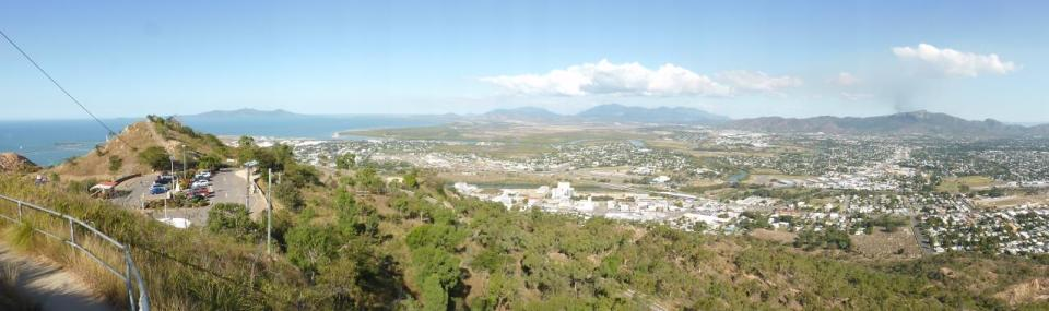 Townsville Lookout