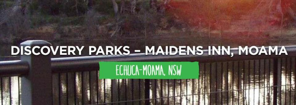 Discovery Parks - Moama Maidens
