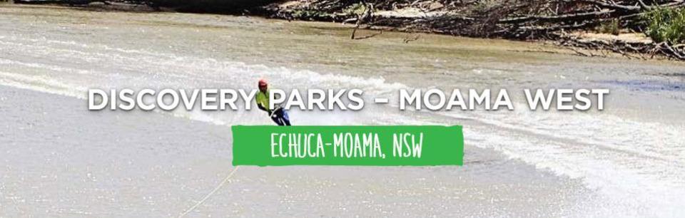 Discovery Parks - Moama